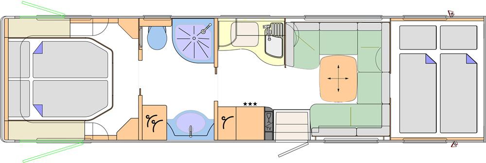 Concorde Cruiser 940 MR