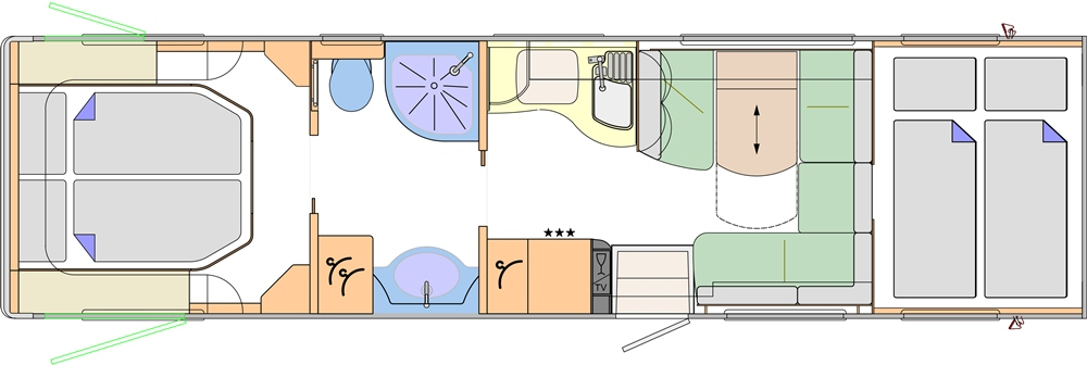 Concorde Cruiser 940 M