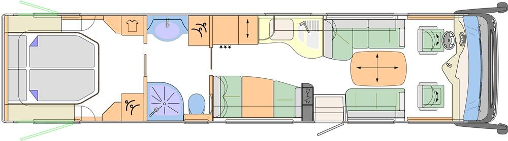 Concorde Liner 1090 MS