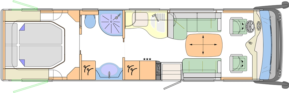 Concorde Liner 940 M