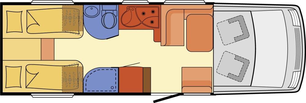 Dethleffs Esprit Comfort I 7150-2