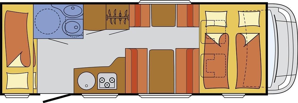 Glücksmobil A 720